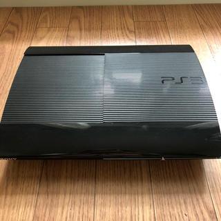 プレイステーション(PlayStation)のPlayStation3 本体 薄型 PS3(家庭用ゲーム本体)