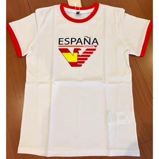 アルマーニ ジュニア(ARMANI JUNIOR)のアルマーニジュニア 新作 Tシャツ 10A 140(Tシャツ/カットソー)