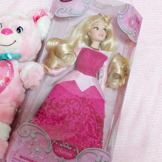 オーロラヒメ(オーロラ姫)のオーロラ姫 クラシックドール 人形 ドール ディズニープリンセス(キャラクターグッズ)