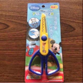 ディズニー(Disney)のミッキー デザインバサミ ディズニー(日用品/生活雑貨)