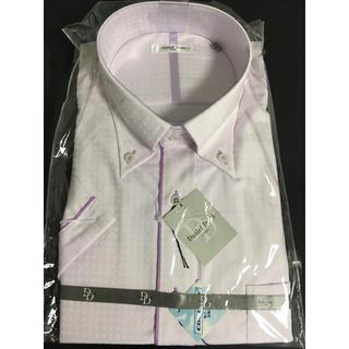 ダニエルドッド(DANIEL DODD)の新品 メンズ ワイシャツ 3L 半袖 ②(シャツ)