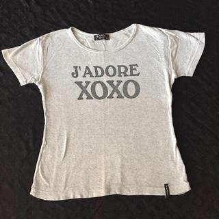 キスキス(XOXO)のxoxo JEANSのTシャツ(Tシャツ(半袖/袖なし))