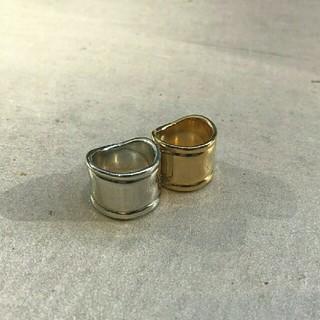 トゥデイフル(TODAYFUL)のTODAYFULシルバーメタルリング シルバーアクセ(リング(指輪))