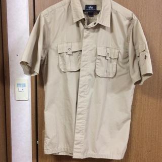 アルファ(alpha)のalpha ワークシャツ 美品(シャツ)
