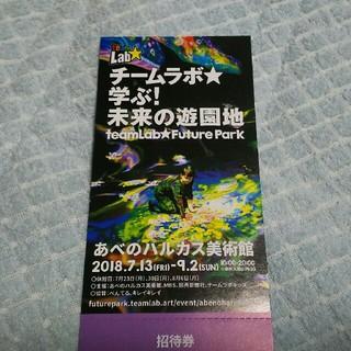 チームラボ☆あべのハルカス美術館 (遊園地/テーマパーク)
