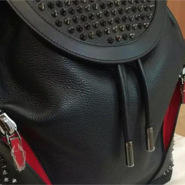 Christian Louboutin(クリスチャンルブタン)のクリスチャンルブタン リュック レディースのバッグ(リュック/バックパック)の商品写真