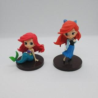 ディズニー(Disney)のQPosket Petit アリエル2種(その他)