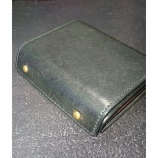 エムピウ(m+)のエムピウ  ミッレフォッリエ2 P25 プエプロレザー(折り財布)