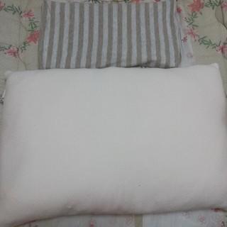 ムジルシリョウヒン(MUJI (無印良品))の無印良品 枕 カバー セット(枕)
