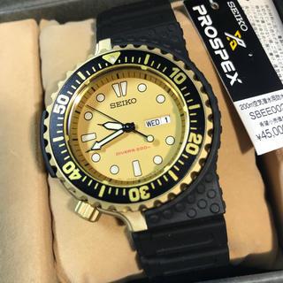 セイコー(SEIKO)のセイコー プロスペックス ダイバー SBEE002 ジウジアーロ 新品未使用(腕時計(アナログ))