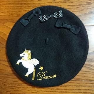 スイマー(SWIMMER)のSWIMMER  新品ベレー帽(ハンチング/ベレー帽)