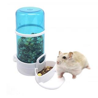 【新品】ハムスター 小動物 オートフィーダー 給餌器 餌入れ エサ入れ 食器