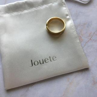 エテ(ete)のJouete ジェンダーレスリング(リング(指輪))