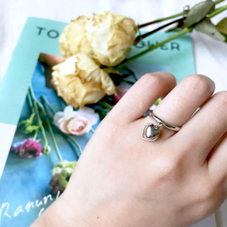 double heart  ring(リング)