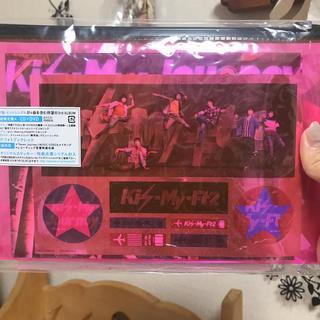 キスマイフットツー(Kis-My-Ft2)のKIS-MY-FT2(男性タレント)