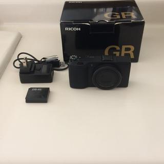 リコー(RICOH)のRICOH GR センサークリーニング済み(コンパクトデジタルカメラ)