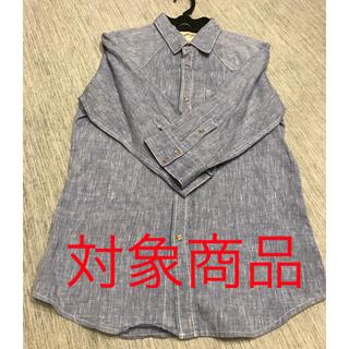 メンズビギ(MEN'S BIGI)の七分袖シャツ(シャツ)