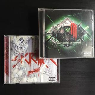 skrillex CD2枚セット スクリレックス EDM avicii zedd(クラブ/ダンス)