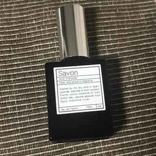 オゥパラディ(AUX PARADIS)のAUX PARADIS savon(香水(女性用))