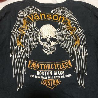 バンソン(VANSON)のvanson レディース(Tシャツ(長袖/七分))