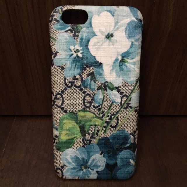 Gucci - GUCCI iPhoneケース 美品の通販 by d05's shop|グッチならラクマ