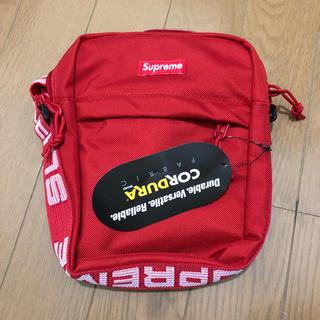 シュプリーム(Supreme)の国内正規品 最安 即納 supreme shoulder bag red(ショルダーバッグ)