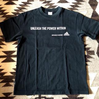 アディダス(adidas)のアディダスadidas Tシャツ Mサイズ USED(Tシャツ/カットソー(半袖/袖なし))