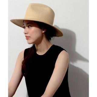パナマハット(Panama Hat)のCLYDE ピンチ パナマハット美品 最終お値下げ(ハット)