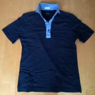 ギローバー(GUY ROVER)の【3zae3さん専用】GUY ROVER  半袖台襟ポロシャツ(ポロシャツ)