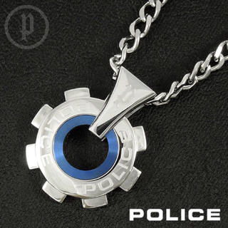 POLICE - 【美品】POLICE ポリス REACTOR ネックレス