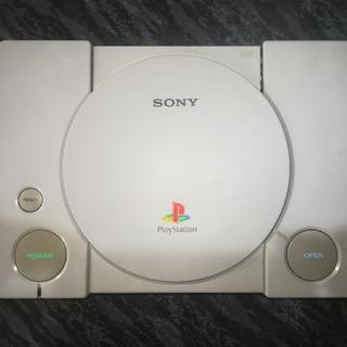 プレイステーション(PlayStation)のPS本体(家庭用ゲーム本体)
