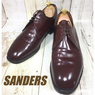 サンダース Sanders プレーン UK10 28.5cm