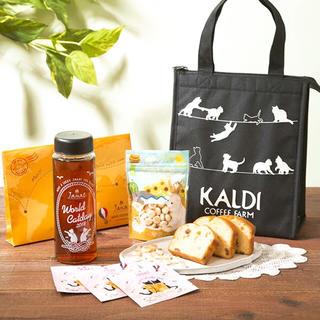 カルディ(KALDI)の✴︎すず様専用✴︎ カルディ ネコバッグ  / 猫の日(その他)