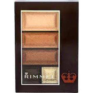 リンメル(RIMMEL)の新品未使用!リンメルショコラスウィートアイズ☆001ゴールドブラウン(アイシャドウ)