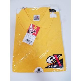 ソウワ(SOWA)のSOWA(ソーワ) 半袖ポロシャツ イエロー SSサイズ(Tシャツ(半袖/袖なし))