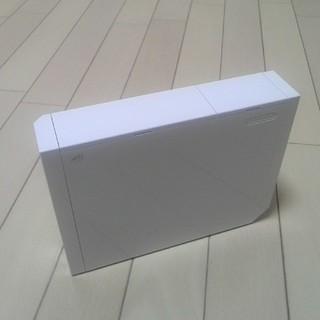 ウィー(Wii)の送料無料・wii ホワイト本体のみ(家庭用ゲーム本体)