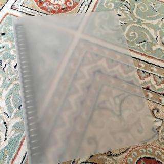 ムジルシリョウヒン(MUJI (無印良品))の新品未使用 無印良品 バインダー(ファイル/バインダー)