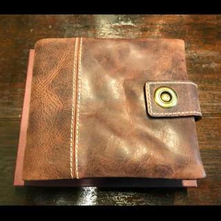 アインソフ(Ain Soph)のAinsoph アインソフ 二つ折り財布 メンズ、レディース兼用(財布)