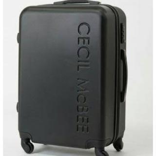 セシルマクビー(CECIL McBEE)の♡新品未使用♡キャリーバッグ♡(スーツケース/キャリーバッグ)
