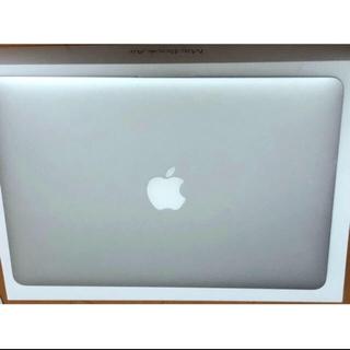 マック(Mac (Apple))の[美品]MacBookAir 2016年(ノートPC)