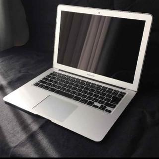 マック(Mac (Apple))のMacbookAir Mid2013 i7 8G 256G(ノートPC)