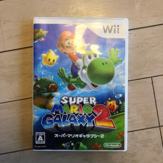 Wii - wii スーパーマリオギャラクシー2 中古