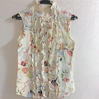 ロイスクレヨン(Lois CRAYON)のロイスクレヨン  ブラウス シャツ (シャツ/ブラウス(半袖/袖なし))