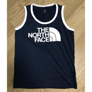 ザノースフェイス(THE NORTH FACE)のノースフェイス リンガータンク S(Tシャツ/カットソー(半袖/袖なし))