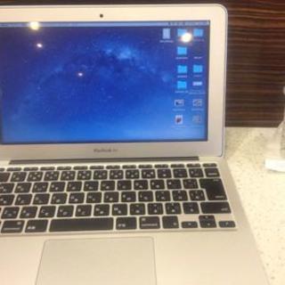 マック(Mac (Apple))の○MACBOOK Air○ ❕付属品付き❕(ノートPC)