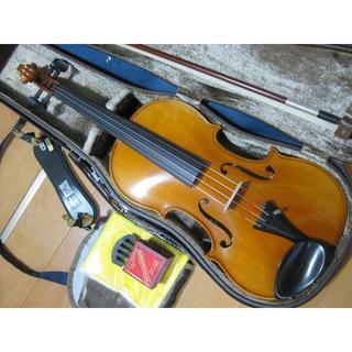 【極上品】ドイツ製 カールヘフナー バイオリン KH11 4/4 セット