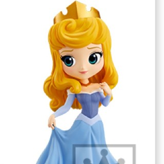 Disney - Qposket キューポスケット オーロラ姫 レアBカラー