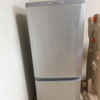 MITSUBISHI ノンフロン 2ドア 冷蔵庫 三菱 2012年  専用