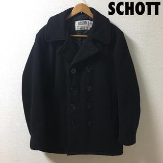 ショット(schott)の1223 ショット SCHOTT USA 740N Pコート ピーコート(ピーコート)