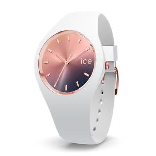アイスウォッチ(ice watch)の新品 ICE 腕時計 綺麗なミッドナイトグラデーション文字盤 軽量 015749(腕時計)